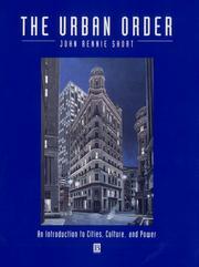 The urban order PDF