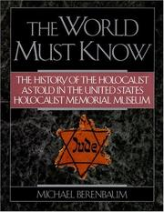 The World Must Know PDF