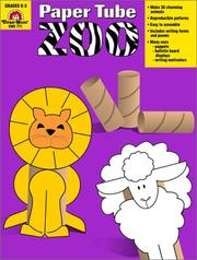 Paper Tube Zoo (Craftworks for Kids Series) PDF