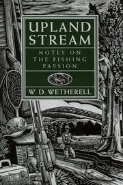 Upland stream PDF