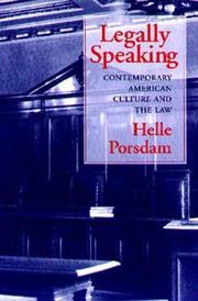 Legally Speaking PDF