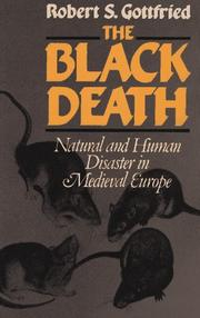 The Black Death by Robert S. Gottfried