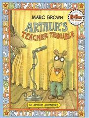 Arthur's teacher trouble PDF