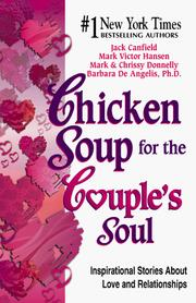 Chicken Soup for the Couple's Soul PDF