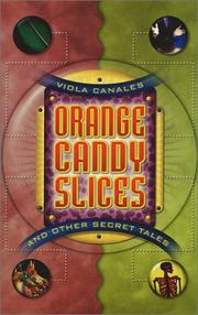 Orange candy slices and other secret tales PDF