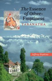 The Essence of Other-Emptiness PDF