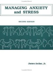 Managing anxiety and stress PDF