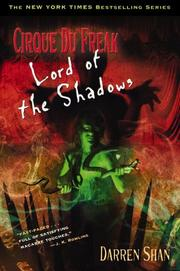 Lord of the shadows PDF