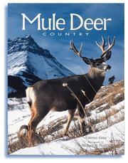 Mule deer country PDF