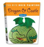 Dragon & Castle Kit (Walter Foster Painting Kits)