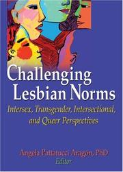 Challenging Lesbian Norms PDF