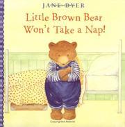 Little Brown Bear won't take a nap! PDF