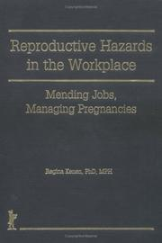 Reproductive hazards in the workplace PDF