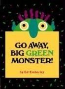 Cover of: Go away, big green monster! by Ed Emberley