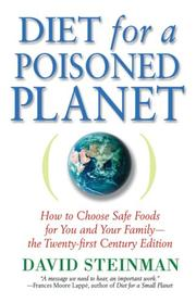 Diet for a poisoned planet PDF