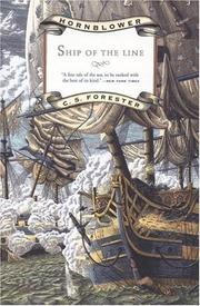 A ship of the line by C. S. Forester
