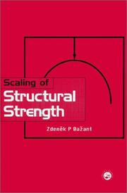 Scaling of structural strength PDF