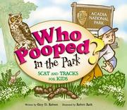 Who Pooped in the Park? Acadia National Park PDF