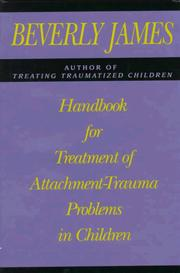 Handbook for treatment of attachment-trauma problems in children PDF