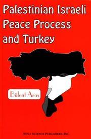 Palestinian Israeli peace process and Turkey PDF