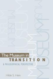 The museum in transition PDF