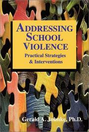 Addressing school violence PDF