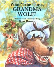 What's the time, Grandma Wolf? PDF