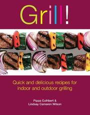 Grill by Pippa Cuthbert
