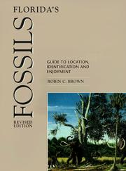 Florida's fossils by Robin C. Brown