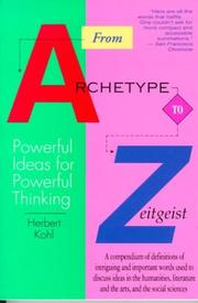 From Archetype to Zeitgeist
