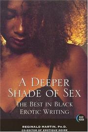 A Deeper Shade of Sex PDF