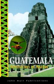 Guatemala by Richard Mahler