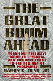 The great boom ahead PDF