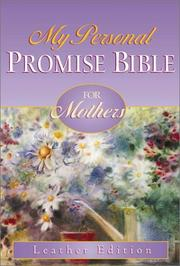 My Personal Promise Bible for Mothers PDF
