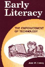 Early literacy PDF