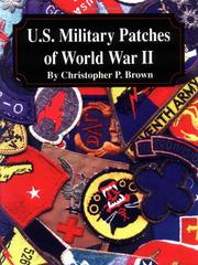 U S Military Patches of World War 2 PDF