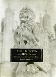 The haunted realm by Simon Marsden
