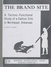 The Brand site by Albert C. Goodyear
