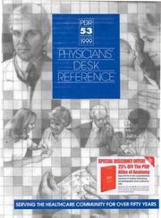 1999 Physicians' Desk Reference PDF