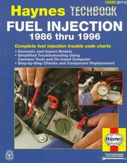 The Haynes fuel injection diagnostic manual by John Harold Haynes