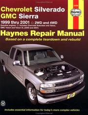 Chevrolet & GMC pick-ups automotive repair manual by John Harold Haynes