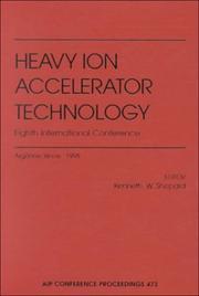 Heavy ion accelerator technology