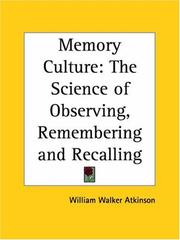 Memory Culture PDF