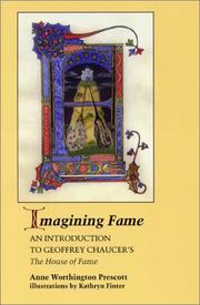 Imagining fame by Anne Worthington Prescott