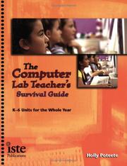 The computer lab teacher's survival guide by Holly Poteete