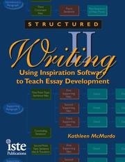 Structured Writing II by Kathleen McMurdo