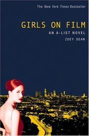 Cover of: Girls on film by Zoey Dean