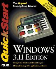 Windows QuickStart, 3.11 edition PDF