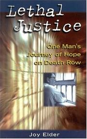Lethal Justice by Joy Elder