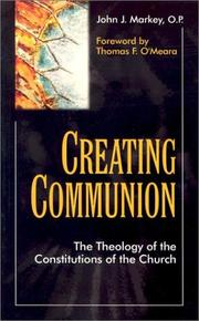 Creating Communion